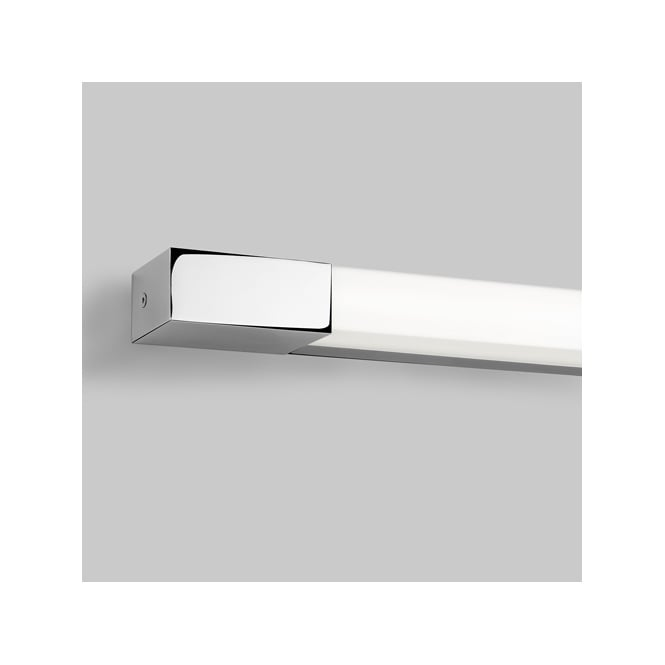 Modern bathroom wall strip light great side mirror lighting for Bathroom strip light