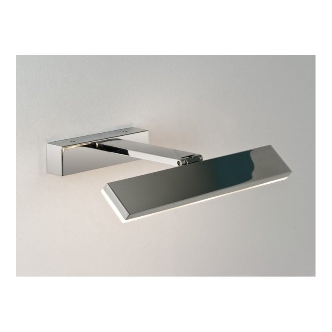 Astro ZIP Chrome LED Bathroom Wall Light