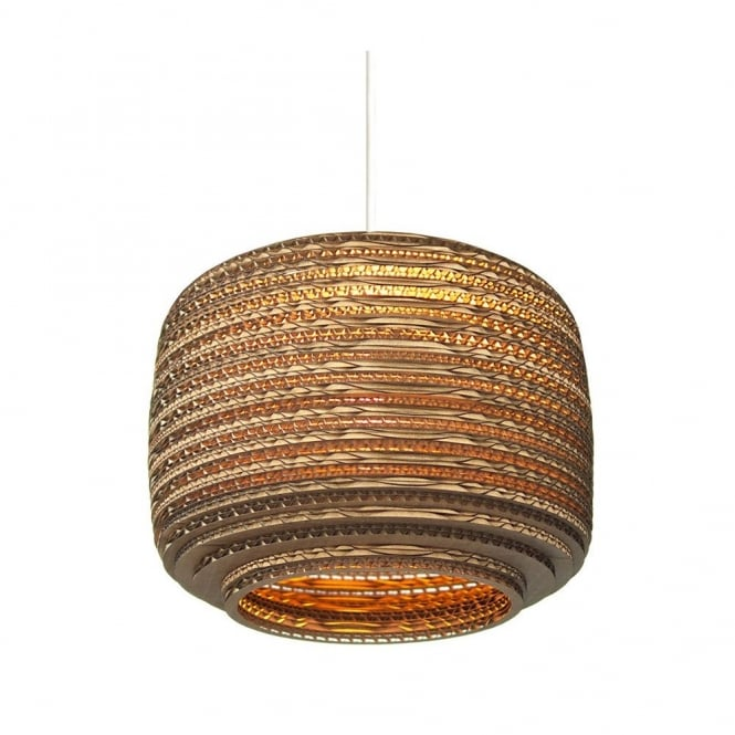 AUSI recycled scraplight pendant