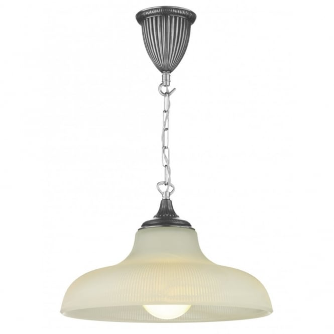 Badger double insulated ceiling pendant light in pewter badger pewter pendant light aloadofball Gallery