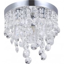 CYGNUS decorative modern flush bathroom ceiling light