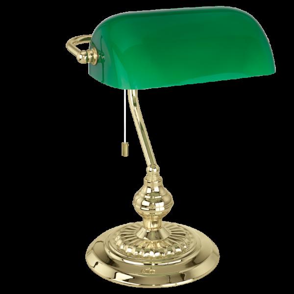 Eglo Banker Table Glass Light