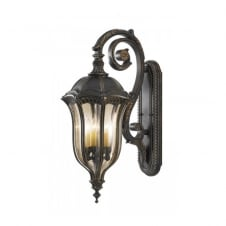 BATON ROUGE traditional exterior wall lantern, large