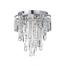 225 & Bathroom Chandeliers buy crystal and chrome bathroom safe IP44 zone 1