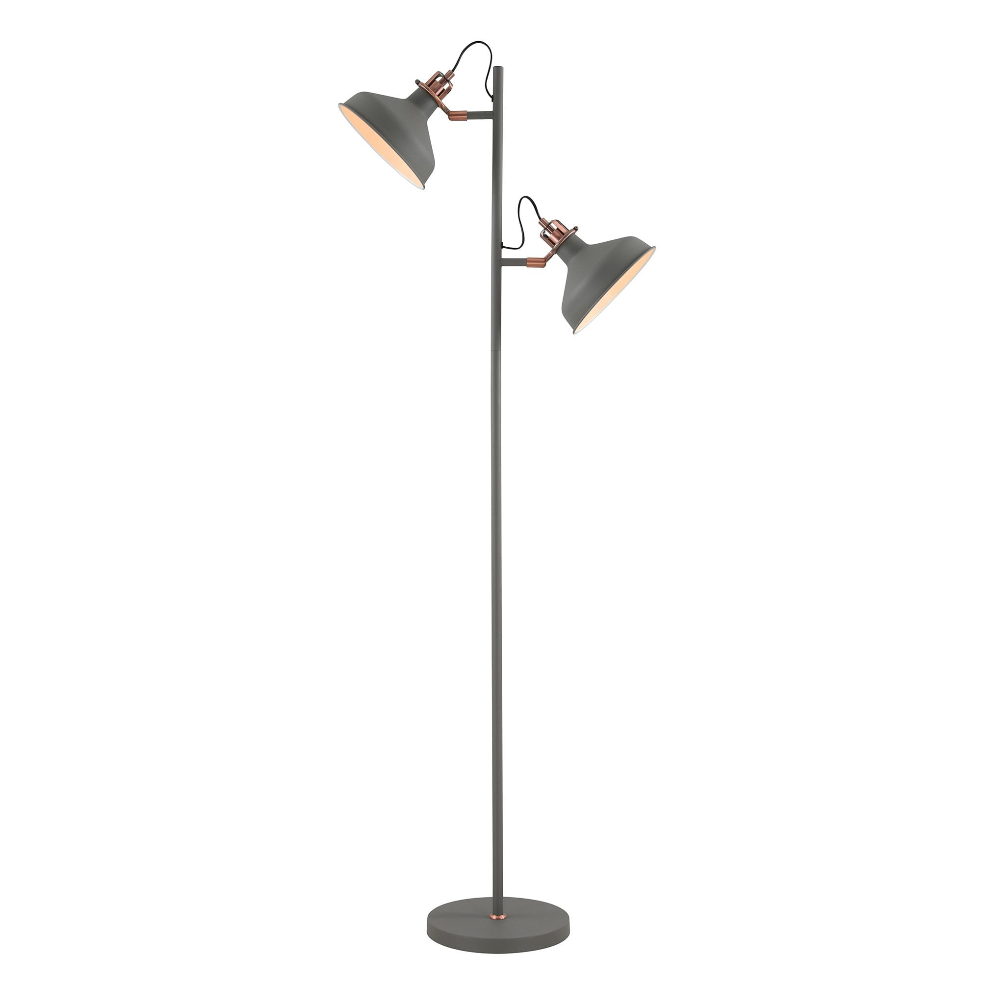 Brock Table Lamp, Copper | BHS DyiMhB