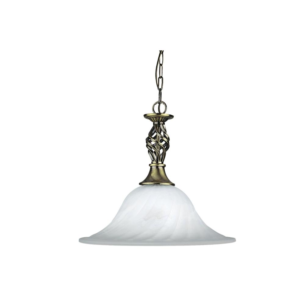 cameroon antique brass ceiling pendant light