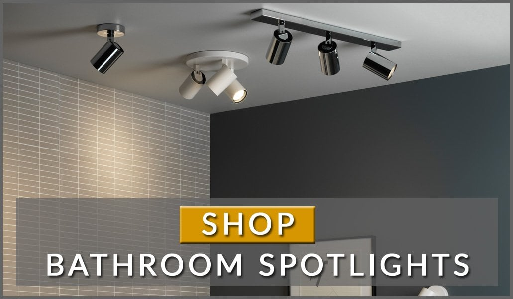 Do I Need Special Lights In My Bathroom