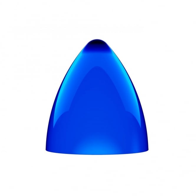 Design For The People FUNK blue pendant light shade (part of a set)