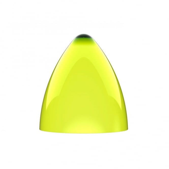 Funk small lime green ceiling pendant light shade funk lime green pendant light shade part of a set aloadofball Image collections