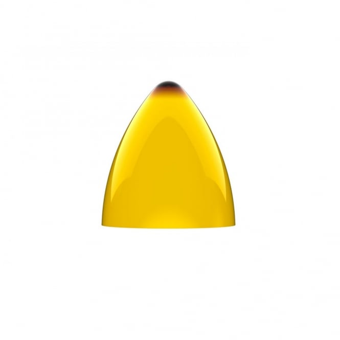 Design For The People FUNK yellow pendant light shade (part of a set)
