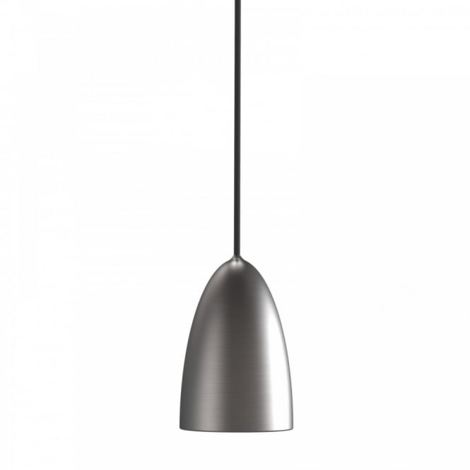 Design For The People NEXUS 10 pendant light (brushed steel)