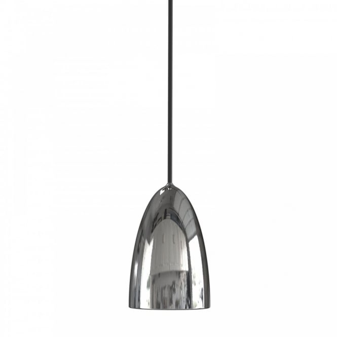 Design For The People NEXUS 10 pendant light (chrome)