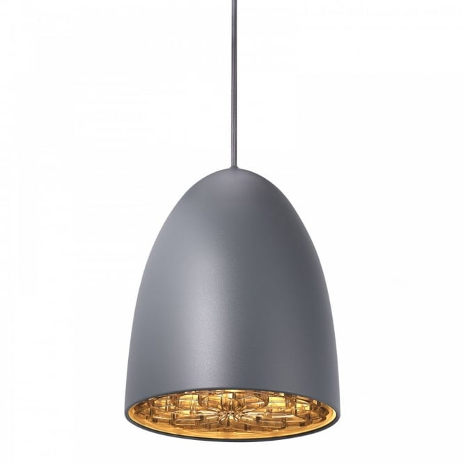 Design For The People NEXUS 20 pendant light (grey)