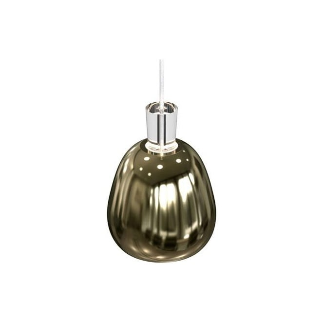 Design For The People SHAPE-2 glossy brass modern ceiling pendant