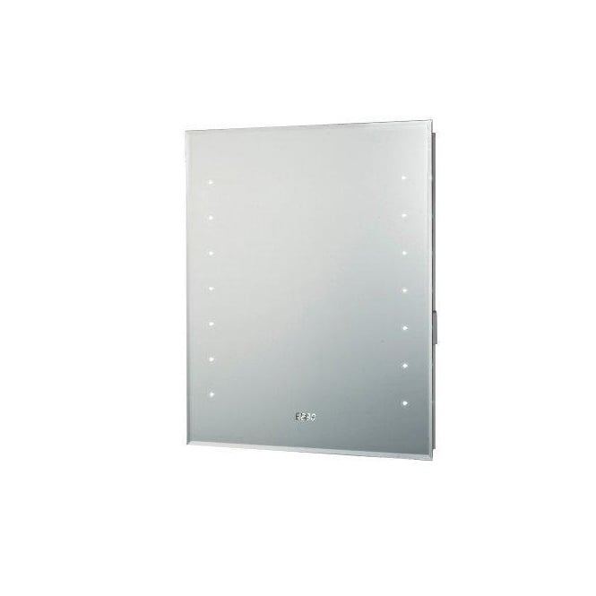 Buy Miller Led Wall Mirror With Digital Clock Bathroom Mirrors Shop Every Store On The Internet