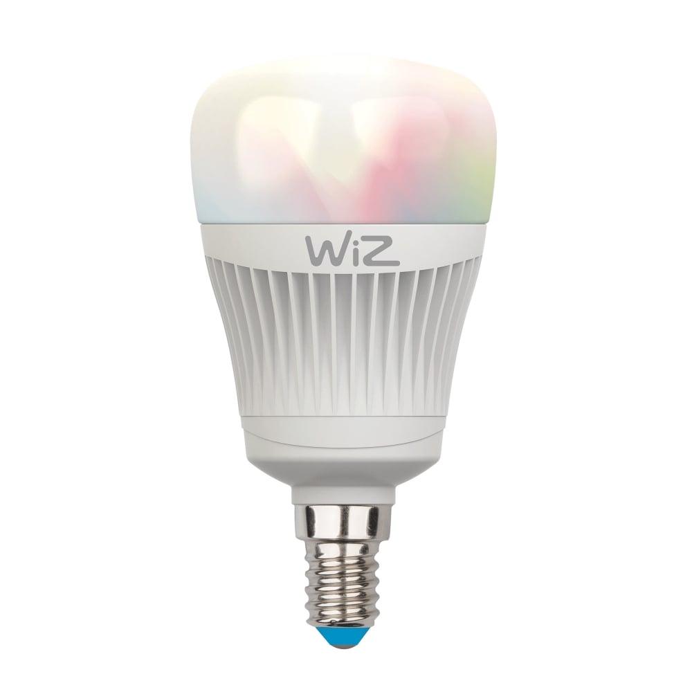 e14 ses colour changing led smart bulb wiz lighting. Black Bedroom Furniture Sets. Home Design Ideas