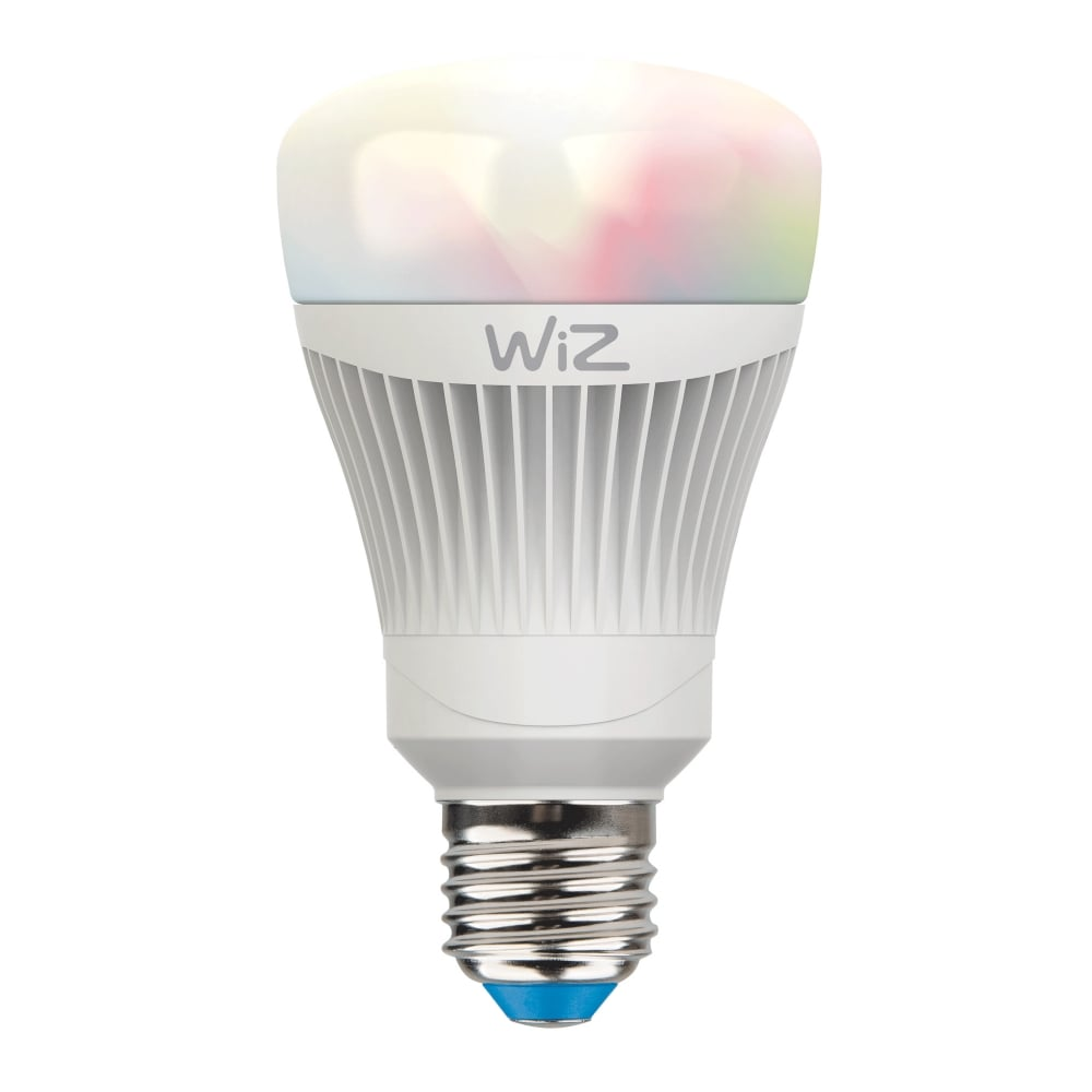 E27 Es Colour Changing Led Smart Bulb Wiz Lighting