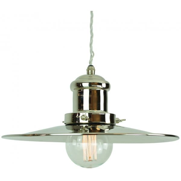 Leonlite 3 Pack Industrial Pendant Lighting For Kitchen: Vintage Industrial Style Ceiling Pendant In Polished