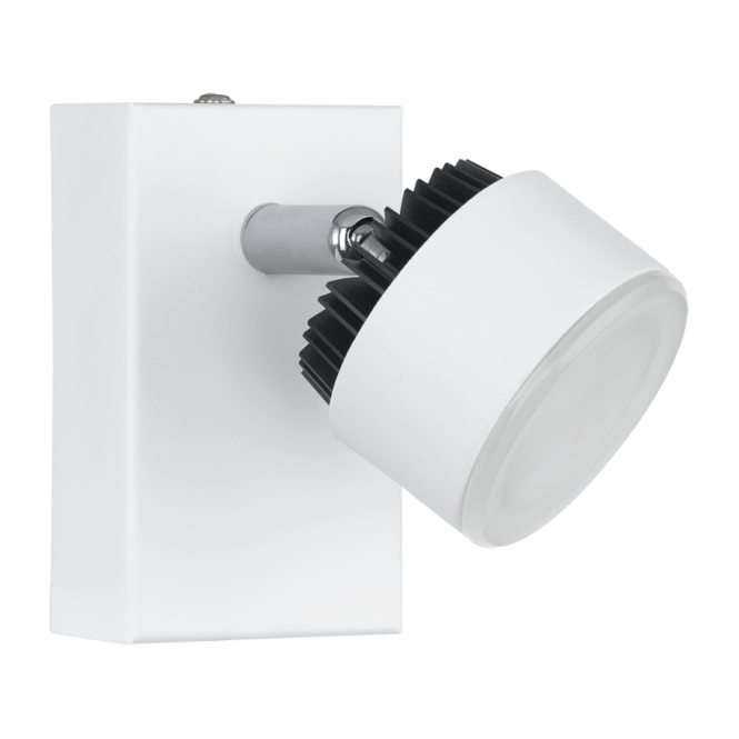 EGLO ARMENTO contemporary white LED wall spot light