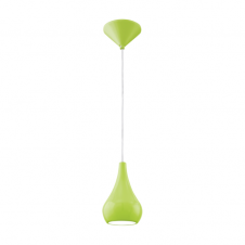 NIBBIA contemporary ceiling pendant (green)