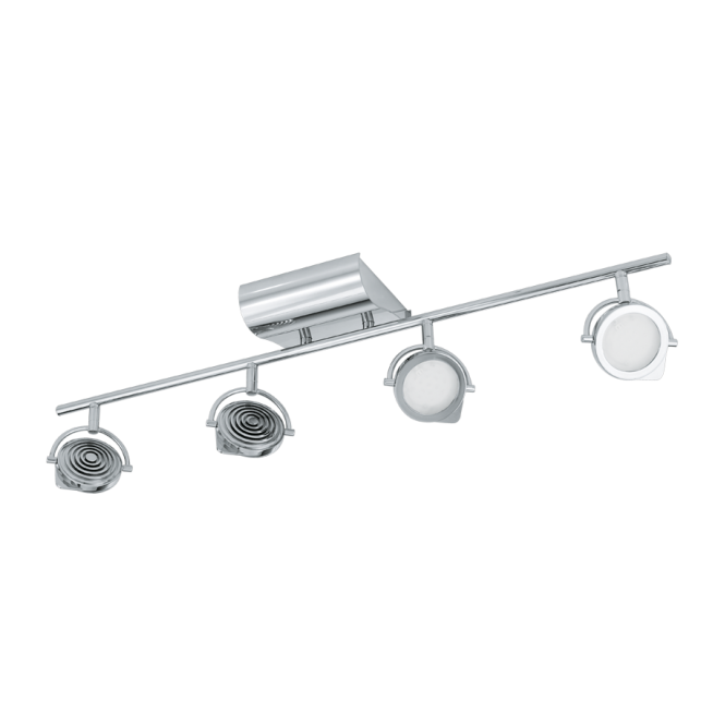 EGLO OROTELLI modern LED double insulated ceiling spot light bar