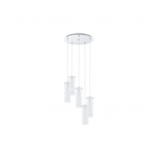 PINTO contemporary ceiling cluster pendant