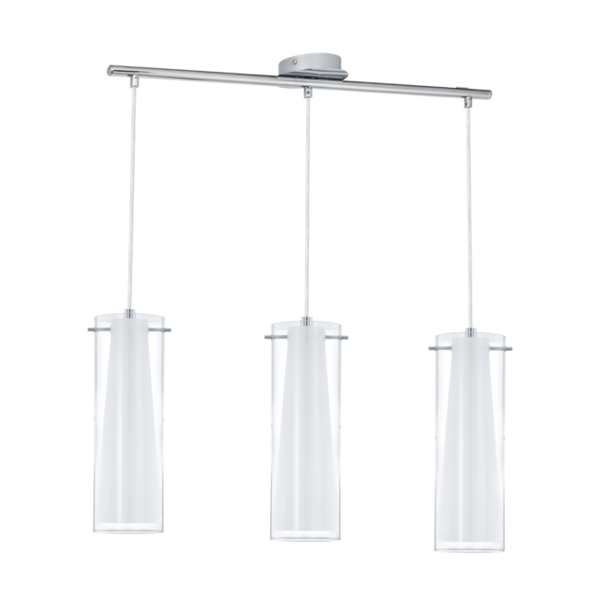 PINTO modern ceiling bar pendant (3 light)