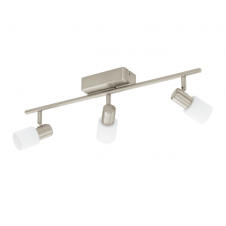 TABERNO contemporary 3 light LED ceiling spotlight bar