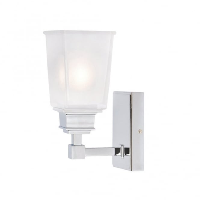Elstead Lighting AYLESBURY traditional bathroom wall light