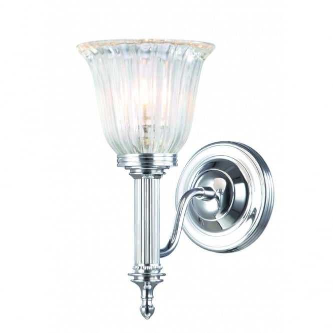 CARROLL traditional bathroom wall light