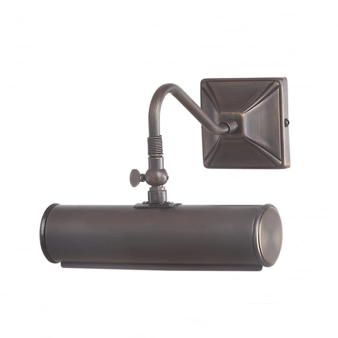 Elstead Lighting PICTURE light in dark bronze finish (small)