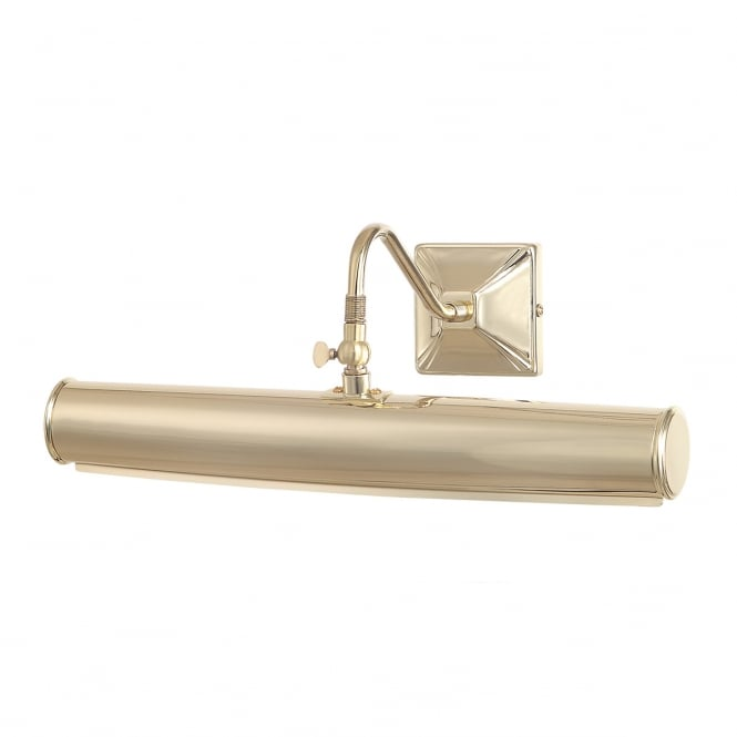 Elstead Lighting PICTURE LIGHT traditional polished brass picture light