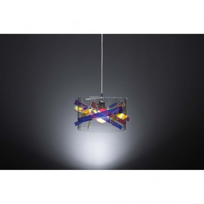 Emporium BIBANG Italian design multi-coloured ceiling pendant