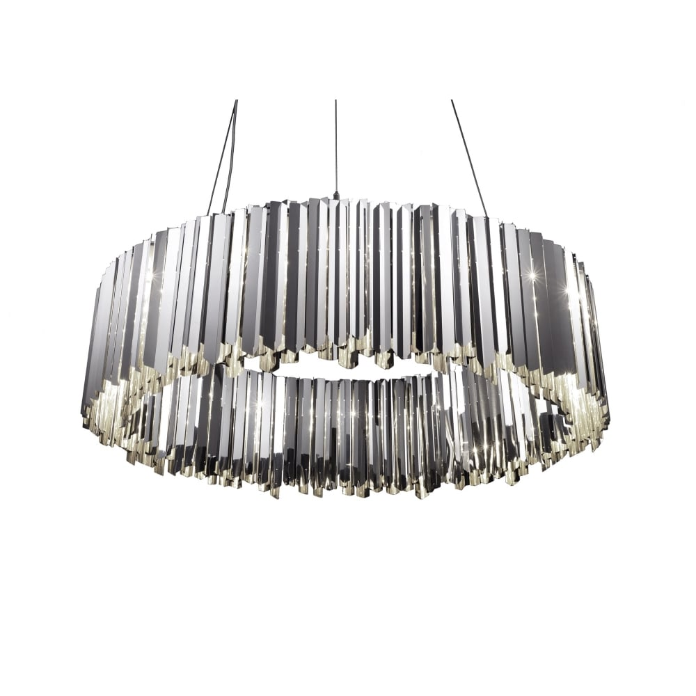 Modern polished stainless steel chandelier lighting company polished stainless steel chandelier mozeypictures Gallery