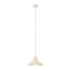 FACTORY retro style ceiling pendant in a sandy finish