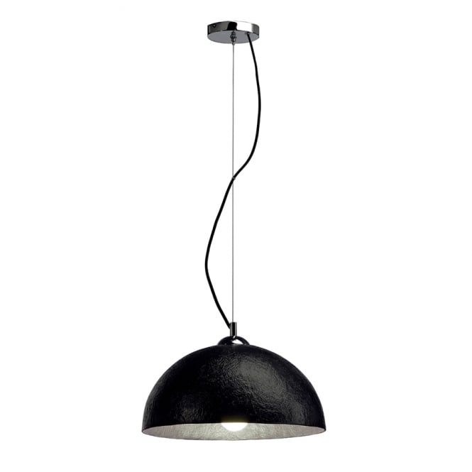 FORCHINI black ceiling pendant light