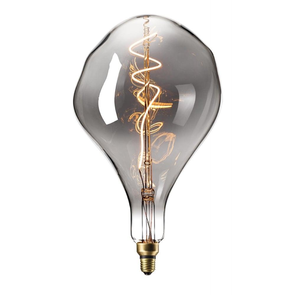 Mirror Bulb Finishdimmable Filament Organic Giant Light Titanium Led With zMSVGLqUp