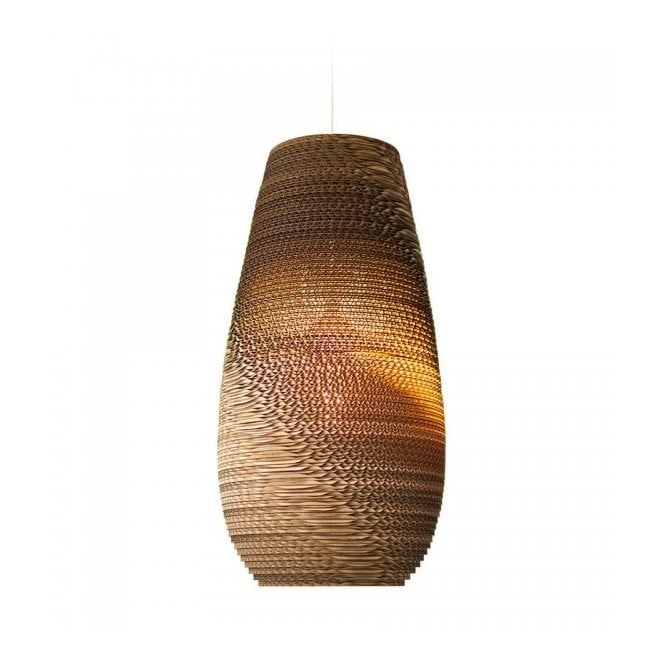 Graypants DROP recycled scraplight ceiling pendant light