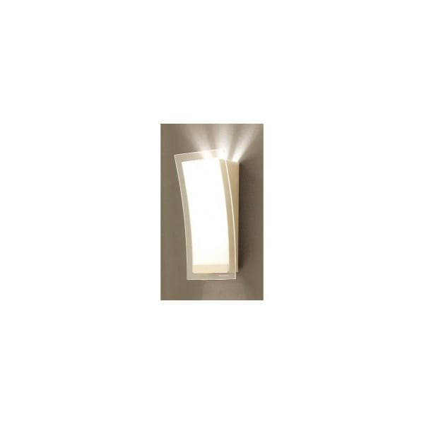 Double Insulated Bedroom Wall Lights : Grossmann Double Insulated Curved wall Light.