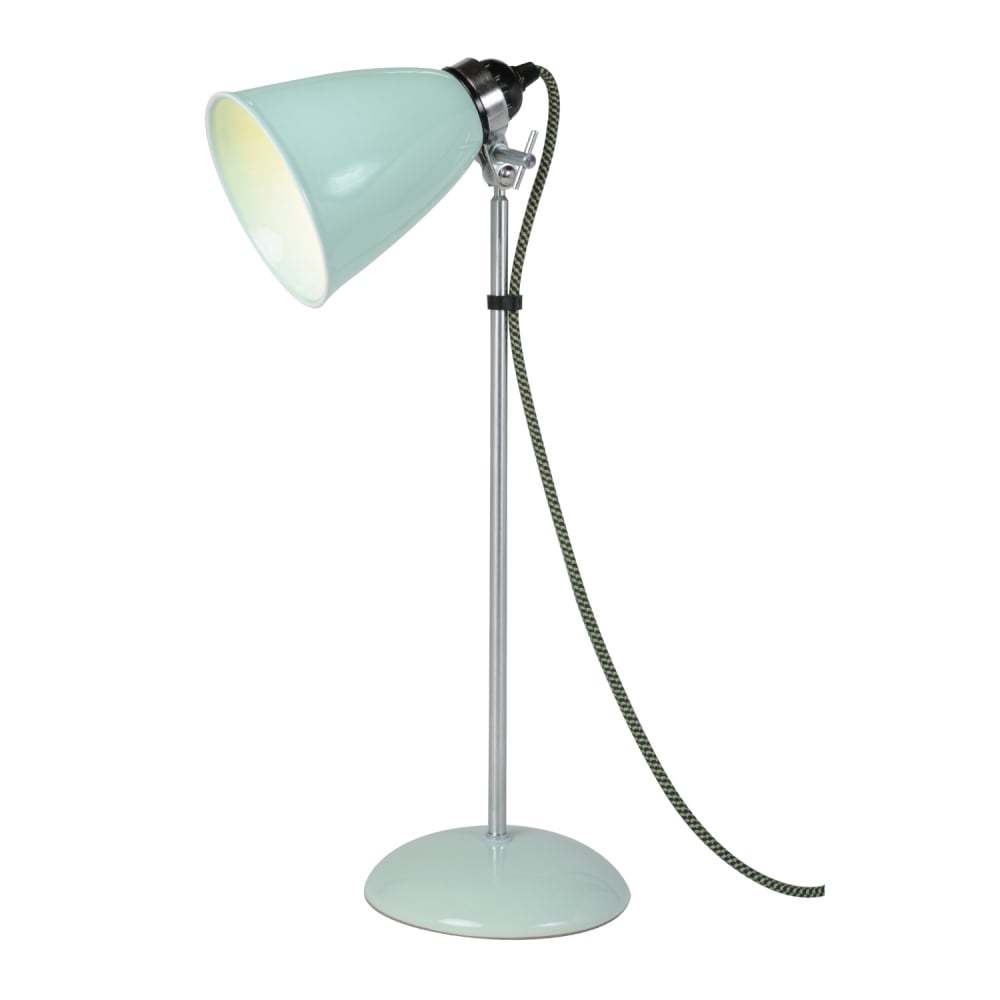 Light green bone china table lamp great for bedrooms and lounges light green translucent bone china table lamp aloadofball Image collections