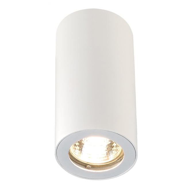 Intalite Big White ENOLA white surface mounted spotlight