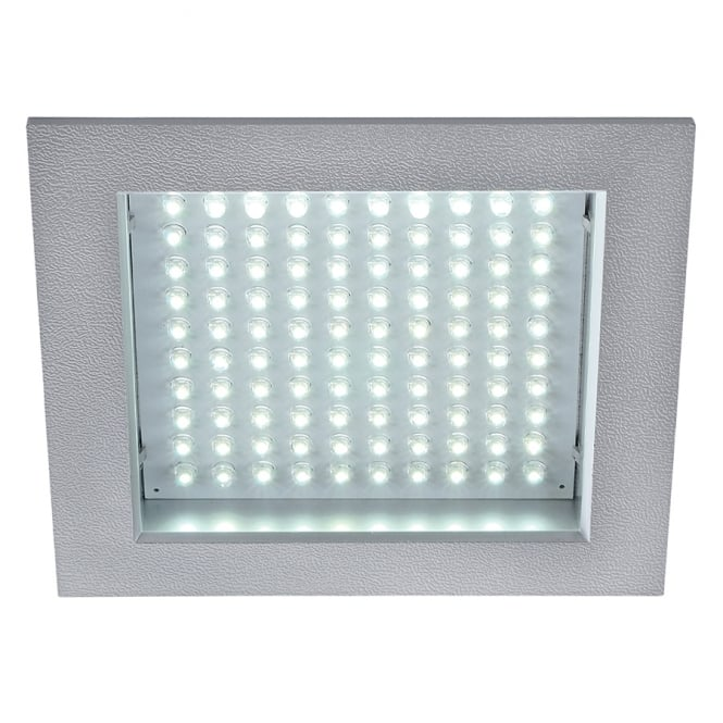 Intalite Big White LED PANEL 100 double insualted recessed LED ceiling light