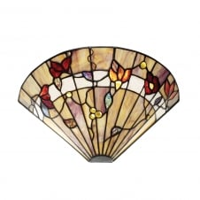 BERNWOOD Tiffany wall light