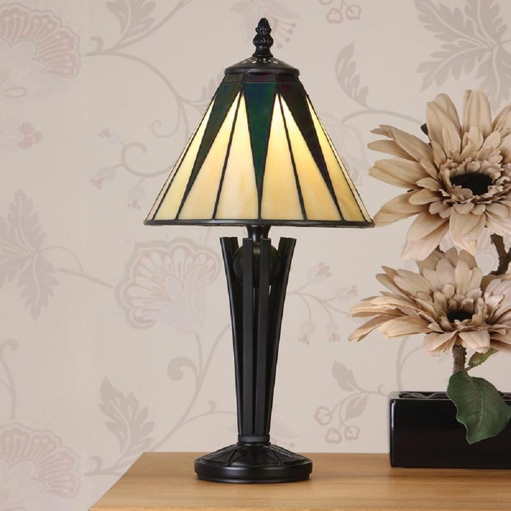 tiffany table lamps and floor lights view all traditional table. Black Bedroom Furniture Sets. Home Design Ideas