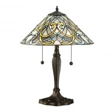 DAUPHINE Art Nouveau Table Lamp