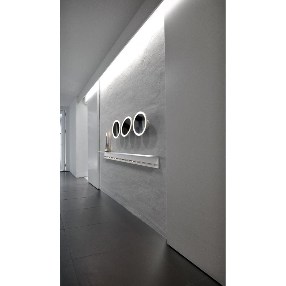 Modern Led Bathroom Mirror Wall Light Ip44 Rated