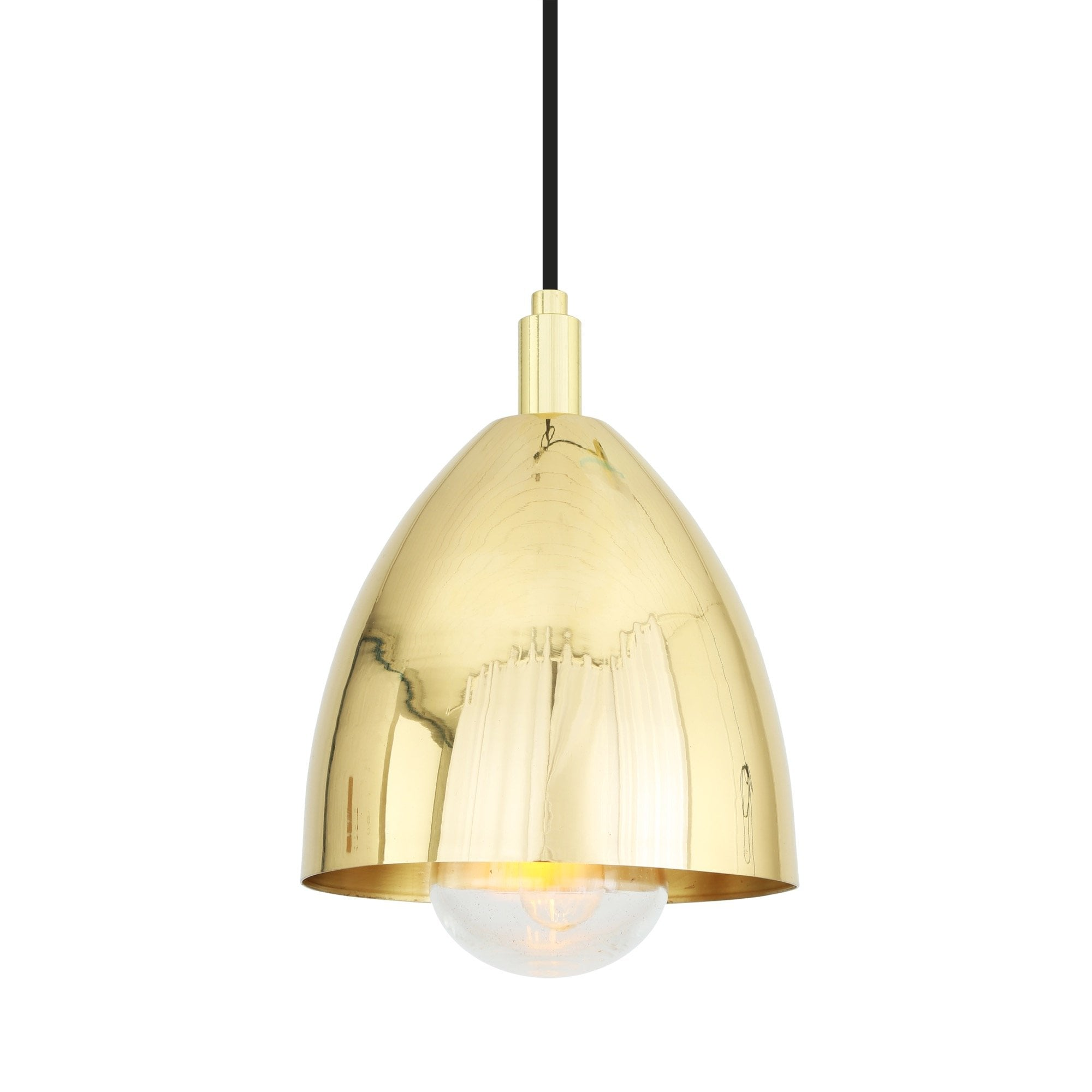 Polished Brass Bathroom Ceiling Pendant Light Lighting Company