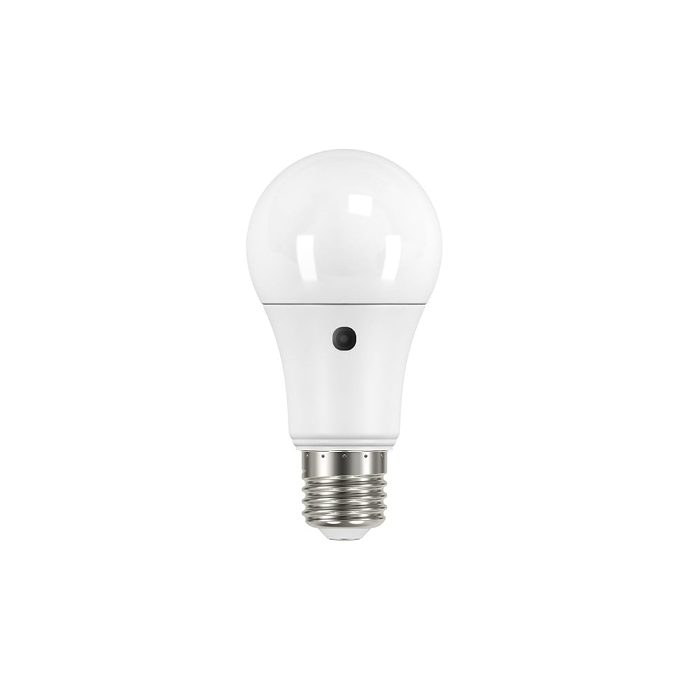 9 Watt Led Gls Bulb With Photocell Function Es E27 Lighting Company Photocells For Lights Low Energy