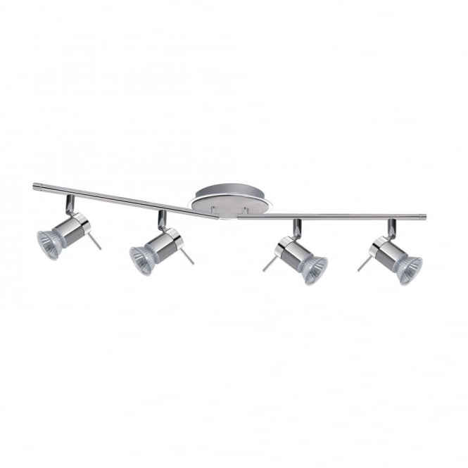 Lighting Catalogue ARIES IP44 bathroom ceiling spotlight bar