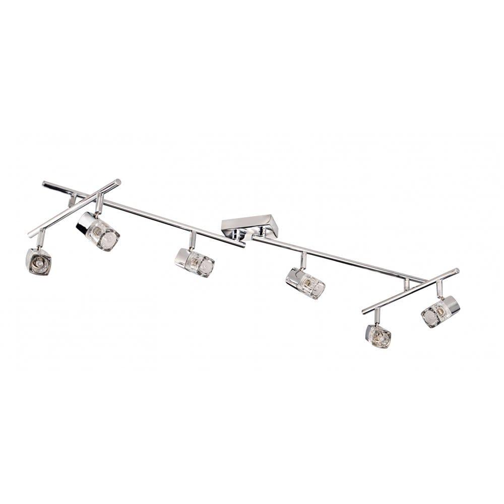 Blocs Large Adjustable Spotlight Bar With 6 Spots